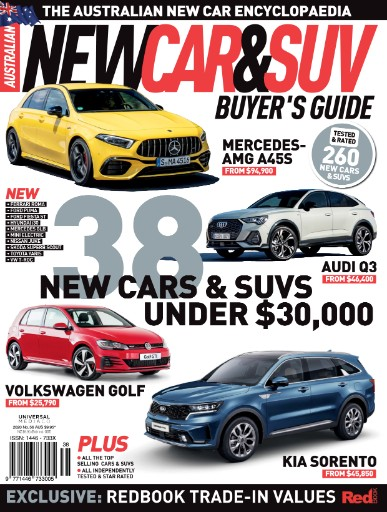 Australian New Car Buyer Magazine Subscriptions