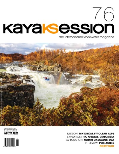 Kayak Session Magazine Magazine Subscriptions