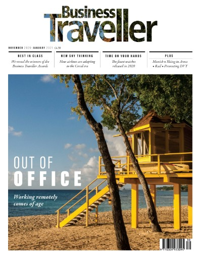 Business Traveller (UK/Europe Edition) Magazine Subscriptions