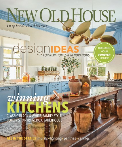 New Old House Magazine Subscriptions
