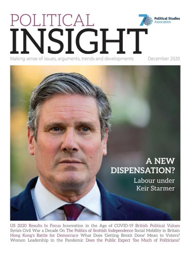 Political Insight Magazine Subscriptions