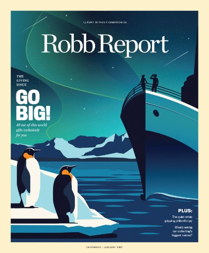 Robb Report Magazine Subscriptions