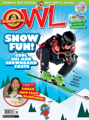 Owl Magazine Subscriptions