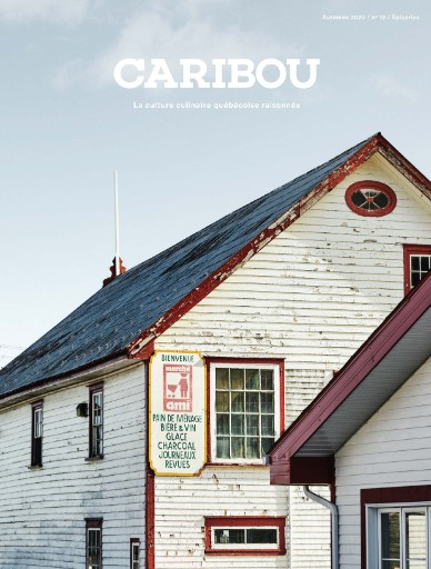 Caribou Magazine Subscriptions