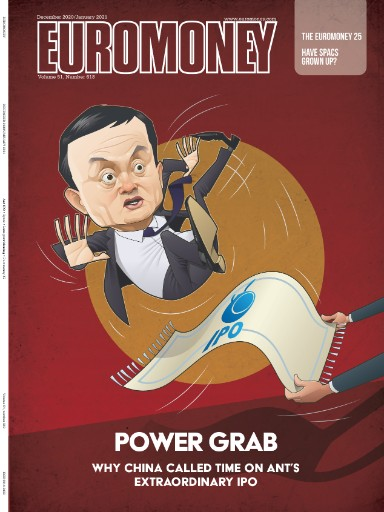 Euromoney Magazine Subscriptions