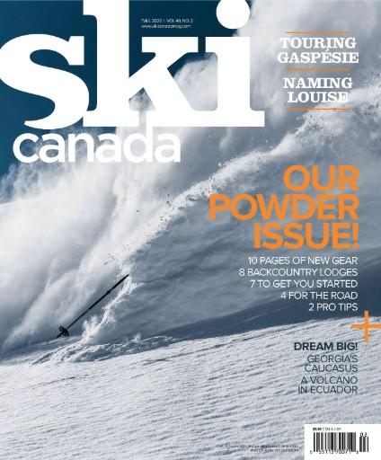 Ski Canada Magazine Subscriptions