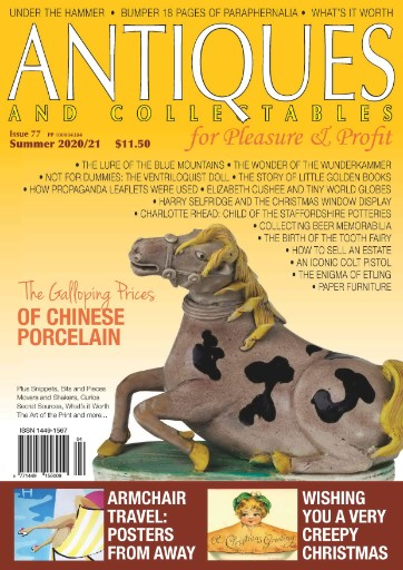 Antiques & Collectibles for Pleasure & Profit Magazine Subscriptions