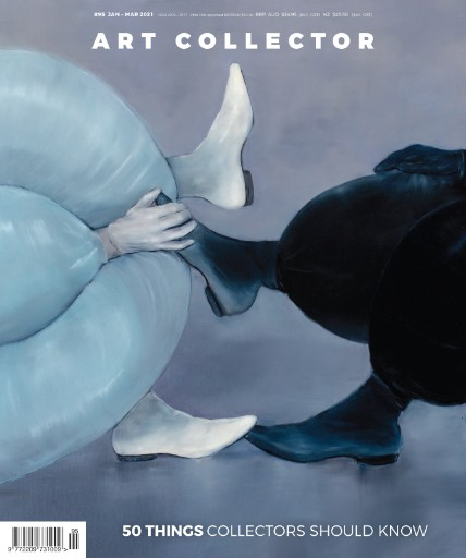 Art Collector Magazine Subscriptions
