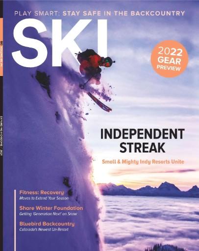 Ski Magazine Subscriptions
