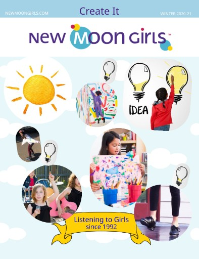 New Moon Girls Magazine Subscriptions