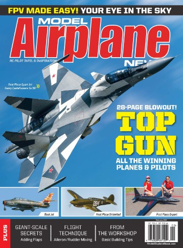 Model Airplane News Magazine Subscriptions