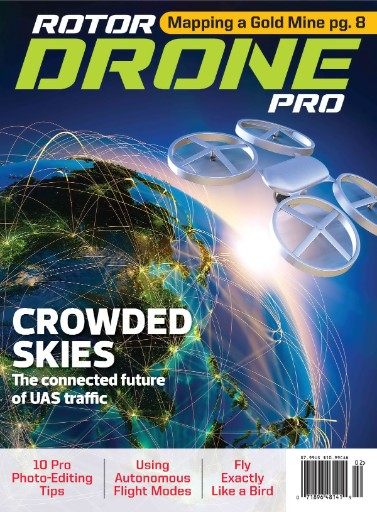 Rotor Drone Pro Magazine Subscriptions