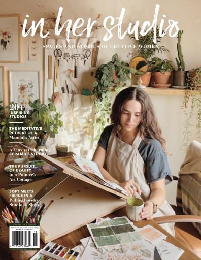 In Her Studio Magazine Subscriptions