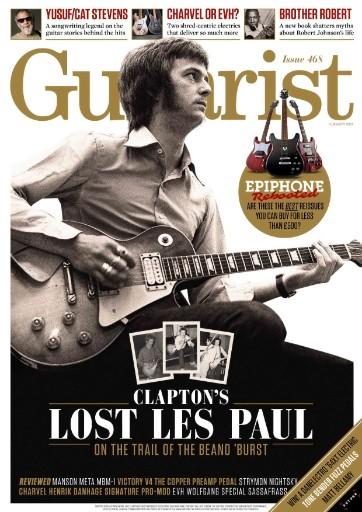 Guitarist Magazine Subscriptions