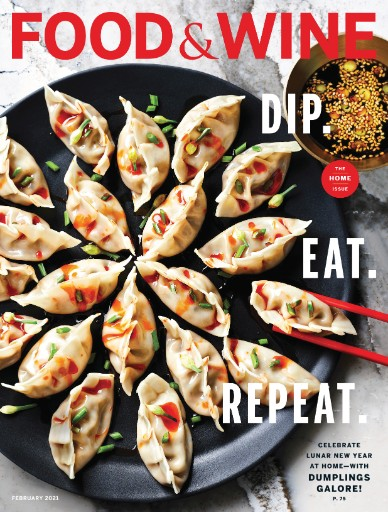Food & Wine Magazine Subscriptions
