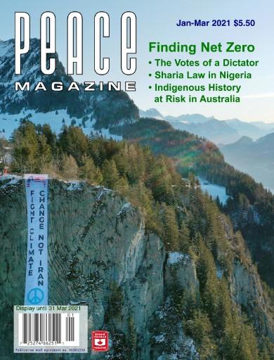 Peace Magazine Magazine Subscriptions