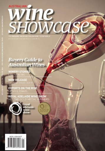 Australian Wine Showcase Magazine Subscriptions