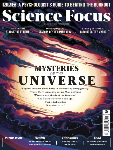BBC Science Focus Magazine Subscriptions