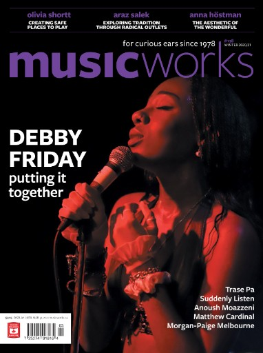 Musicworks Magazine Subscriptions