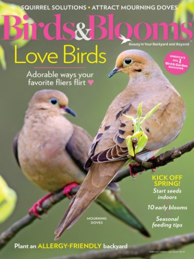 Birds & Blooms Magazine Subscriptions