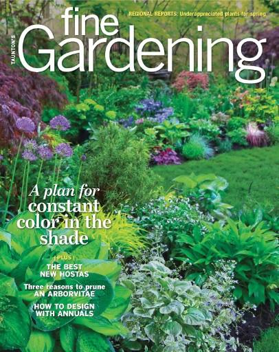 Fine Gardening Magazine Subscriptions