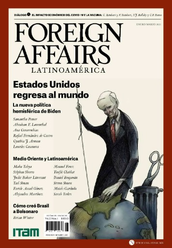 Foreign Affairs Latinoamérica Magazine Subscriptions