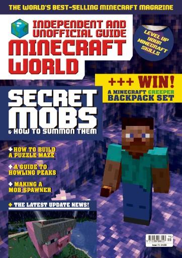 Minecraft World Magazine Subscriptions