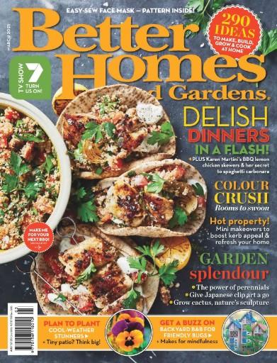 Better Homes & Gardens (Australia Edition) Magazine Subscriptions