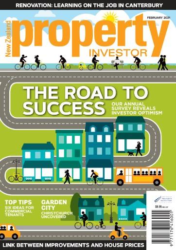 New Zealand Property Investor Magazine Subscriptions