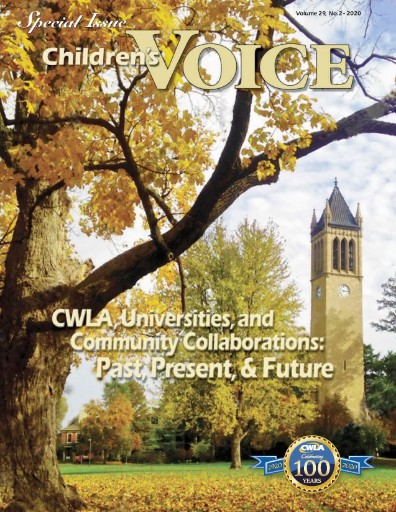 Children's Voice Magazine Subscriptions