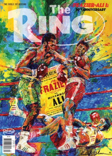 The Ring Magazine Subscriptions