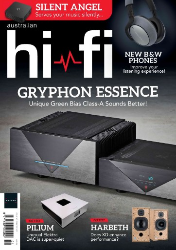 Australian Hi-Fi Magazine Subscriptions