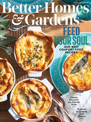 Better Homes & Gardens Magazine Subscriptions