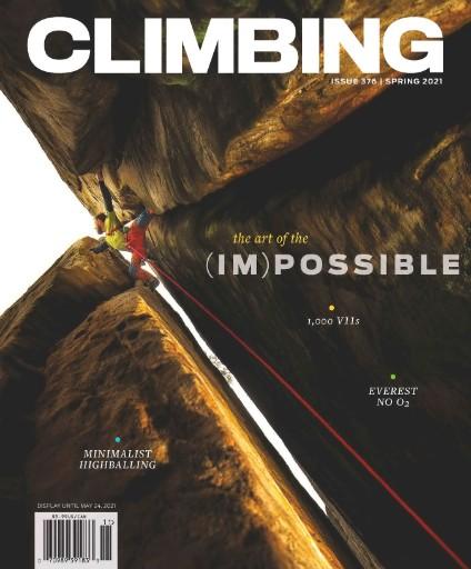 Climbing Magazine Subscriptions