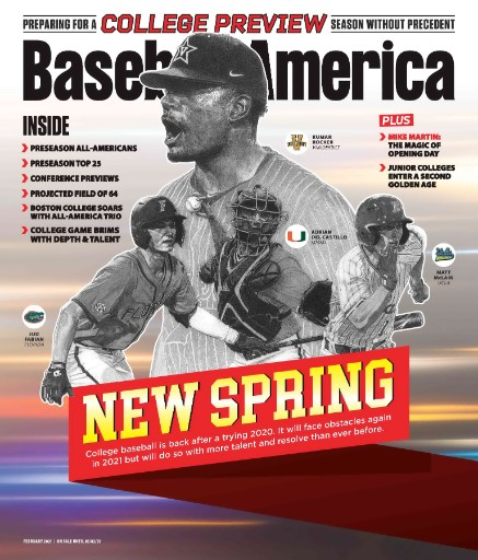 Baseball America Magazine Subscriptions