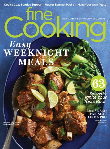 Fine Cooking Magazine Subscriptions