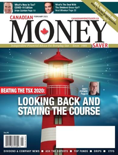 Canadian MoneySaver Magazine Subscriptions