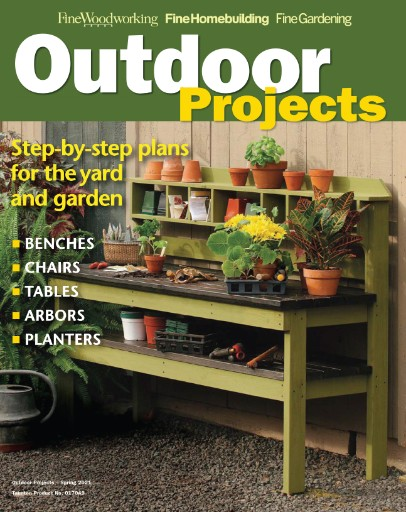 Fine Woodworking Magazine Subscriptions