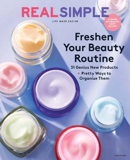 Real Simple Magazine Subscriptions