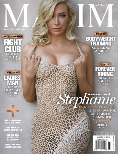 Maxim (Australia Edition) Magazine Subscriptions