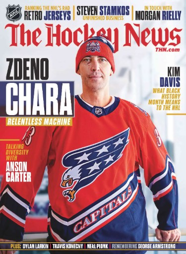 The Hockey News Magazine Subscriptions