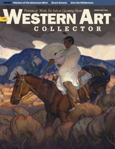 Western Art Collector Magazine Subscriptions