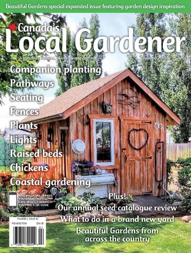 Canada's Local Gardener Magazine Subscriptions