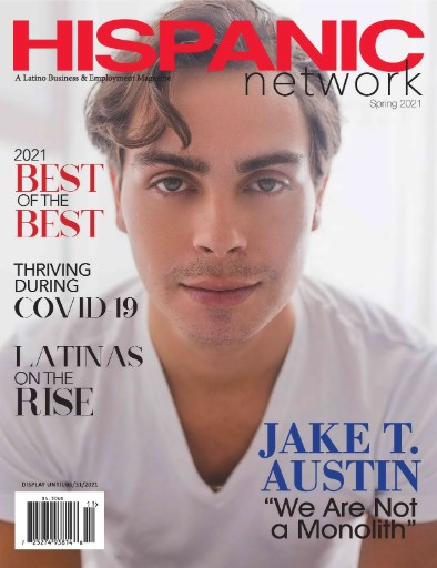 Hispanic Network Magazine: A Latino Lifesyle, Business & Employment Magazine Magazine Subscriptions