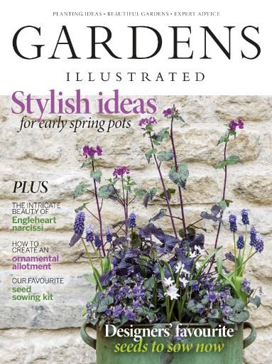 Gardens Illustrated Magazine Subscriptions