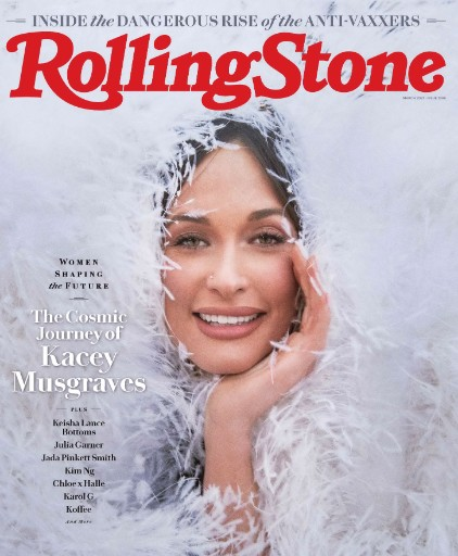 Rolling Stone Magazine Subscriptions