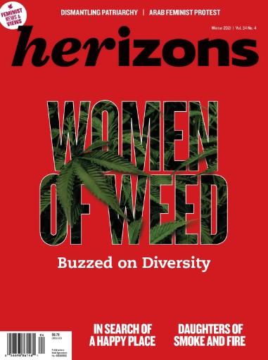 Herizons Magazine Subscriptions