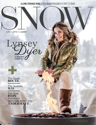 SNOW Magazine Magazine Subscriptions