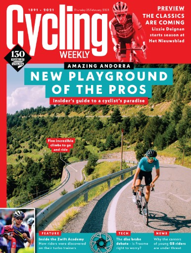 Cycling Weekly Magazine Subscriptions