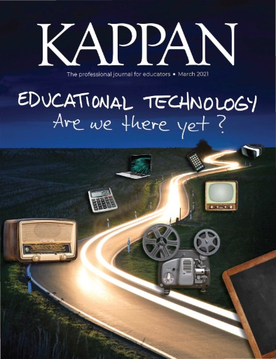 Phi Delta Kappan Magazine Subscriptions